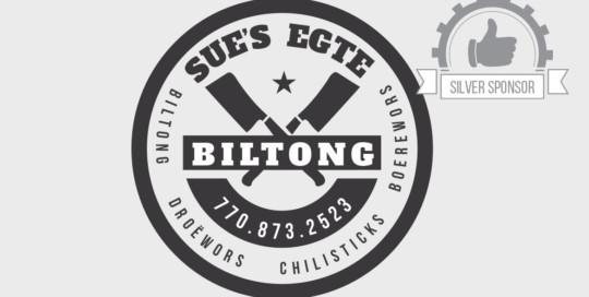 Sue's Egte Biltong